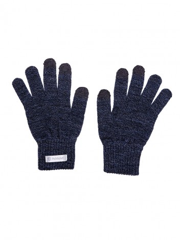 Mens Gloves Warm Navy